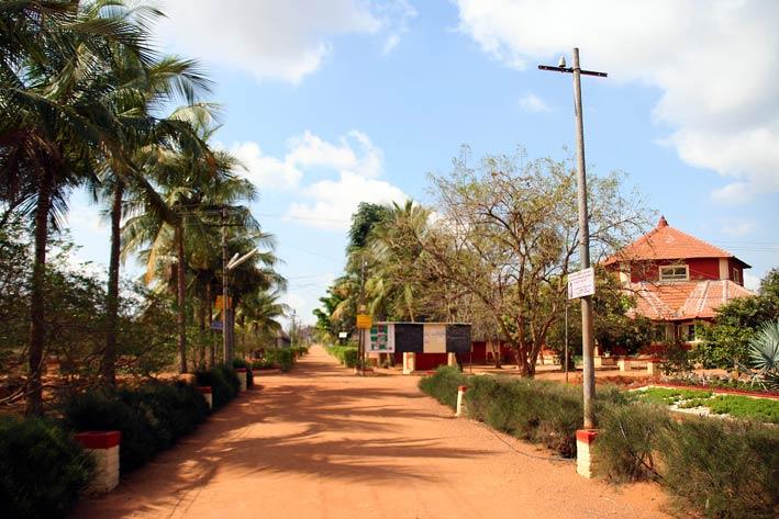 Ashram street
