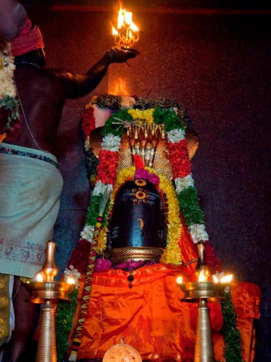 Sri Premeshwar Temple - Shiva Lingam
