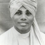 Swami Premananda aged 17
